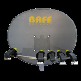 BAFF Multifocus Anten
