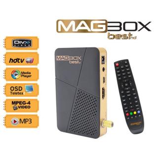 MagBox Best HD Uydu Alıcısı