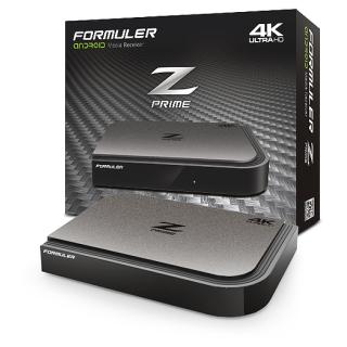Formuler Z Prime Android IPTV Box