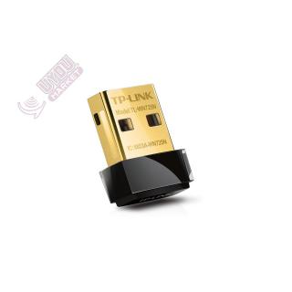 TL-WN725N 150Mbps Kablosuz N Nano USB Adaptör