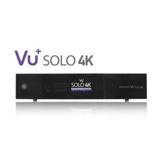 VU+ Solo 4K Ultra HD 2160P Uydu Alıcısı