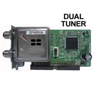 VU+ DUAL Tuner  ( 2 x DVB-S/S2 )
