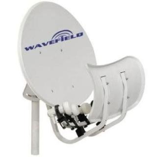 Wavefield 85 cm Multifocus Anten