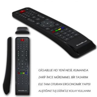 Gigablue HD 800 Solo Kumanda
