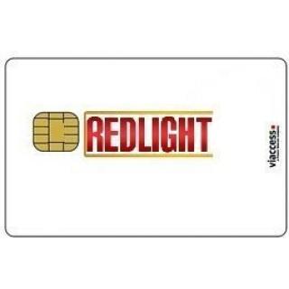 Redlight SD  ( 6 Kanal 1 Yıllık Abonelik Kartı )