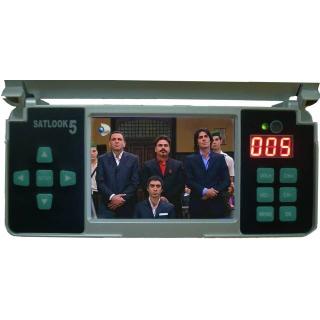 SATLOOK 5 Profesyonel TV Ekranlı Uydu Bulucu