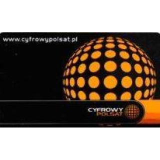 Polsat Full HD Nagra3 Card ( 1 Yıllık Yasal Abonelik Kartı )
