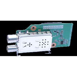 Gigablue Single DVB-C/T2 Tuner v.2 (H. 265) Tuner