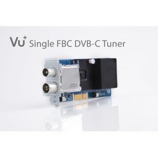 VU+ DVB-C FBC Tuner Uno 4K / Ultimo 4K ( 8 Demodulator )