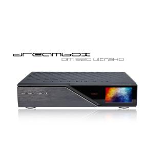 DreamBox DM920 4K UHD Uydu Alıcısı