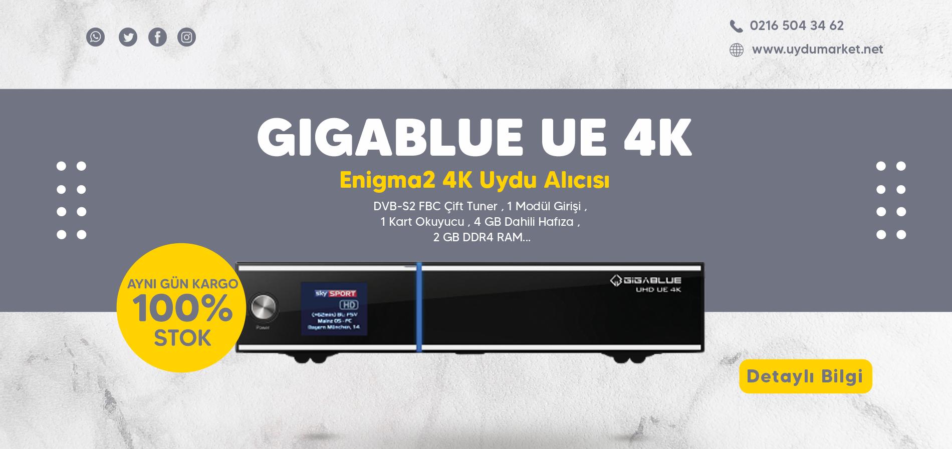 GigaBlueUE4K
