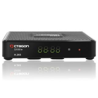 OCTAGON SX88+ H.265 HEVC HD