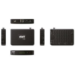 ASAT HDR No.1 Uydu Alıcısı