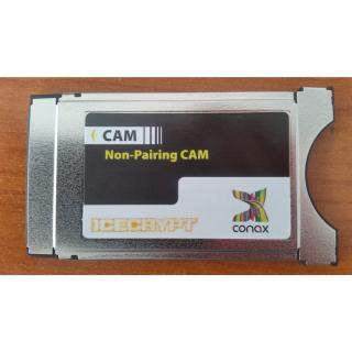 Teledünya için Conax Cam Modül