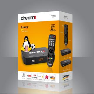 Dreamstar G1 Linux IP Full HD Uydu Alıcısı