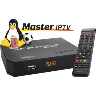 Dreamstar Master IP Uydu Alıcısı