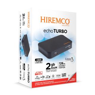 Hiremco Echo Turbo HD Uydu Alıcısı