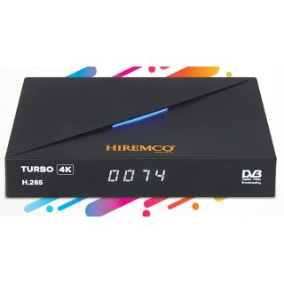 Hiremco Turbo 4K Takas Kampanyası