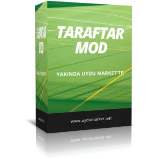 TaraftarMOD v.1.0 Skins