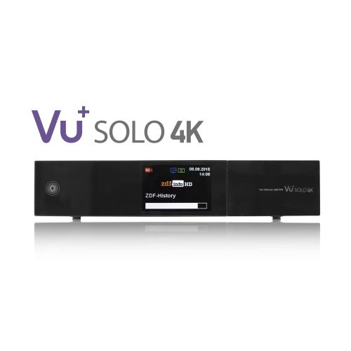 VU+ Solo 4K UyduMarket İnceleme