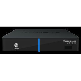 GigaBlue UHD X3 4K