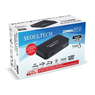 Seoultech Zımba HD Uydu Alıcısı